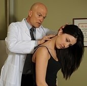 Chiropractic Denver CO Care Chiropractic adjusting neck