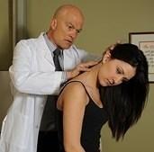 Chiropractic Denver CO Care Chiropractic adjusting neck