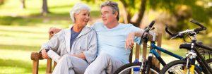 Chiropractic Denver CO Happy Elderly Couple